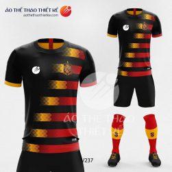 Mẫu áo bóng đá, áo đá banh thiết kế đẹp V237
