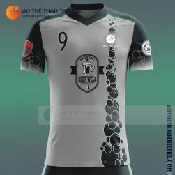 Mẫu áo bóng đá, áo đá banh thiết kế đẹp V253