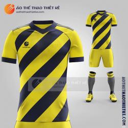 Mẫu áo bóng đá, áo đá banh thiết kế đẹp V258