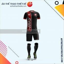 Mẫu áo bóng đá, áo đá banh thiết kế đẹp V440