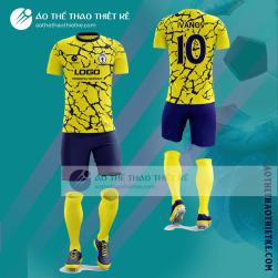 Mẫu áo bóng đá, áo đá banh thiết kế đẹp V890