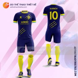Mẫu áo bóng đá, áo đá banh thiết kế đẹp V893