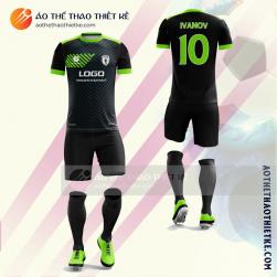 Mẫu áo bóng đá, áo đá banh thiết kế đẹp V903