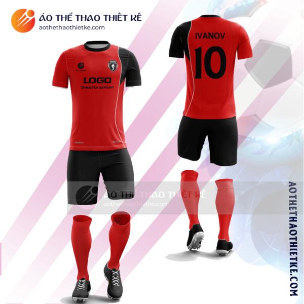 Mẫu áo bóng đá, áo đá banh thiết kế đẹp V909