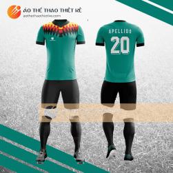 Mẫu áo bóng đá, áo đá banh thiết kế đẹp V917