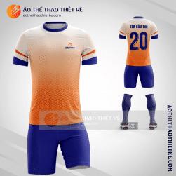 Mẫu áo đá banh thiết kế Ngân hàng Liên Việt bank V1332
