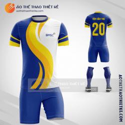 Mẫu áo bóng đá thiết kế Chứng khoán Bảo Minh V1339