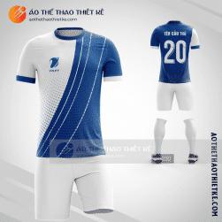 Mẫu áo bóng đá thiết kế Tập đoàn Bưu chính Viễn thông Việt Nam VNPT V1366