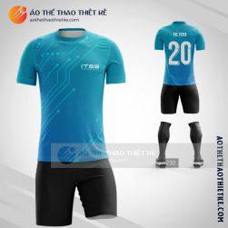 Mẫu quần áo đá bóng thiết kế công ty ITES V1457